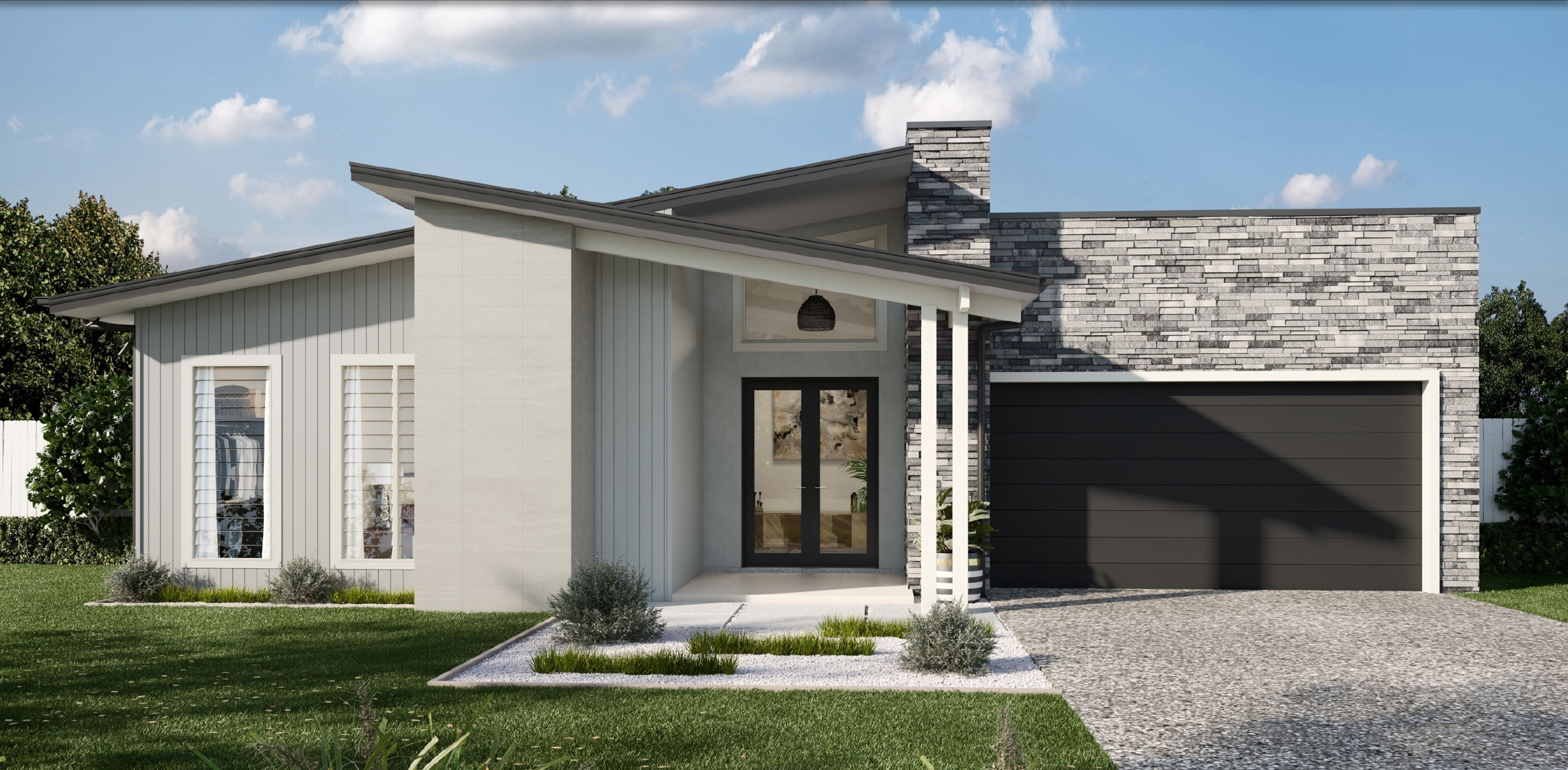 Bold Living Homes